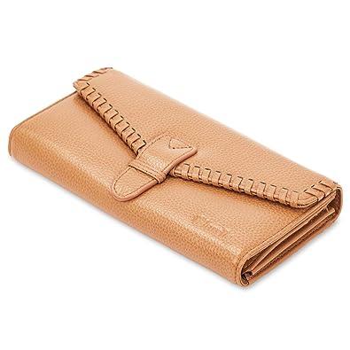 4d1a84194dd307 bluzelle Echt-Leder Geldbörse mit Stil - Hochwertiges Portemonnaie Groß mit  vielen Kartenhaltern - Klassisches