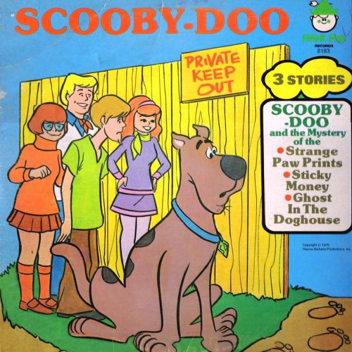 Scooby - Doo and the Mystery of - 3 Stories [Vinyl LP Record] (Scooby Doo Vinyl Record)