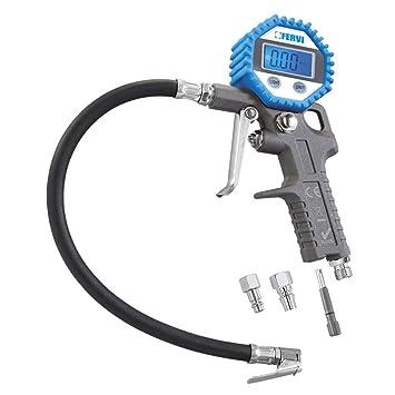 Pistola para inflar (inflador de neumáticos)  digital: Amazon.es: Coche y moto