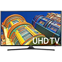 Samsung UN40KU6290 40-Inch 4K Ultra HD Smart LED TV