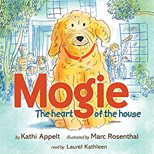 Mogie Audiobook