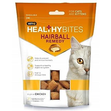 VETIQ - Snack remedio para bolas de pelo para gatos (65g/Variado)