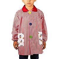 KLOTTZ - Baby guardería con bolsillos tela Mickey Niñas