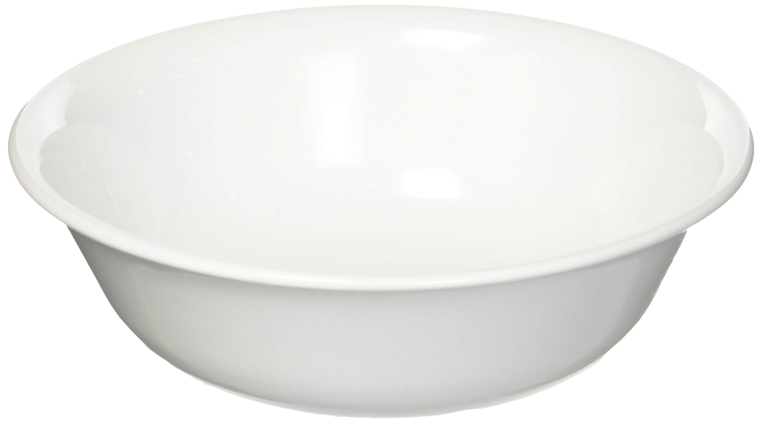 Corelle Livingware Winter Frost White 18-Oz Soup/Cereal Bowl (Set of 4)