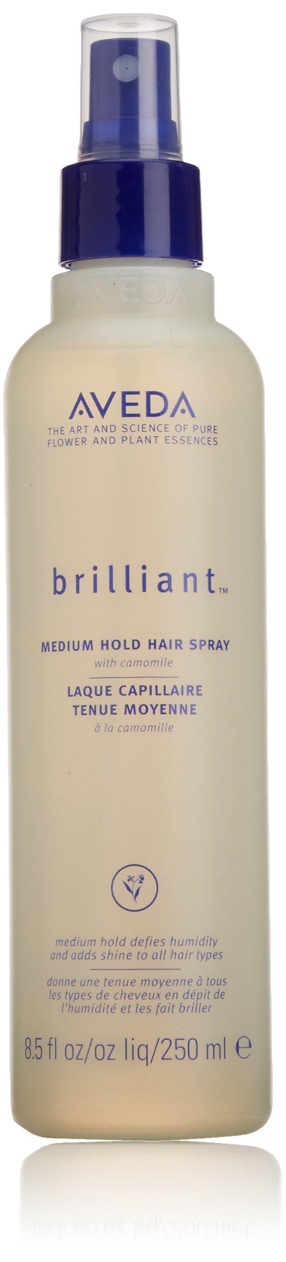 Aveda Aveda by Aveda Brilliant Hair Spray for Unisex, 8.5 Ounce