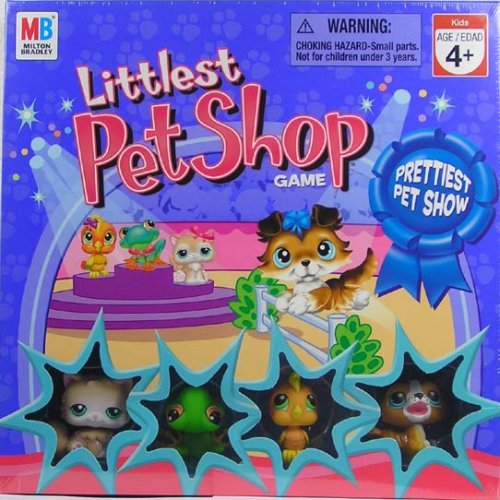 (Littlest Pet Shop Game ~ Prettiest Pet)