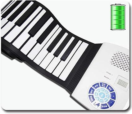 Pianos y teclados Enrollado a Mano 88 Teclas Plegables ...