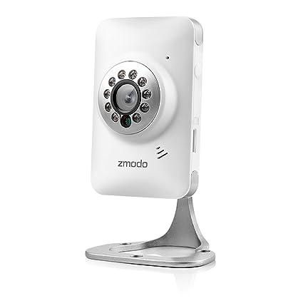 Zmodo ZH-IXA15-WC - Cámara de vídeo-vigilancia CCTV 720P HD (