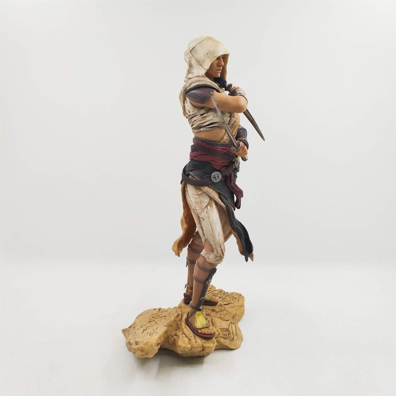Shuihua Assassins Creed Origin Aya Action Figure Intorno al Gioco Statua del Modello