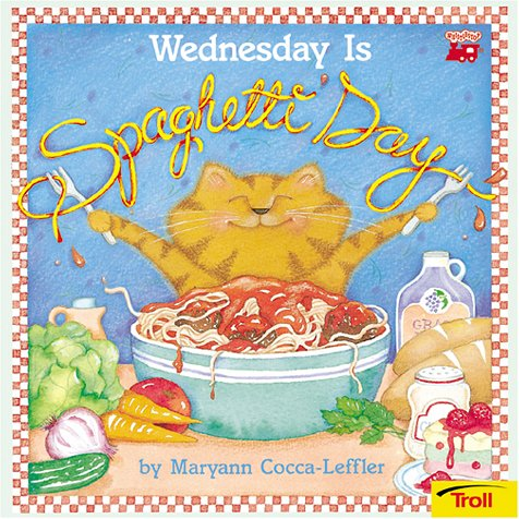 Wednesday Is Spaghetti Day