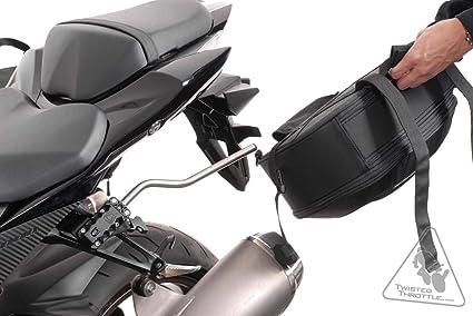 BLAZE - Estribo para sillín de bicicleta para Yamaha FZ1 / FZ1 ...