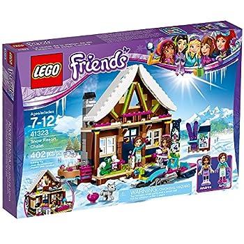Lego Friends Snow Resort Chalet 41323 Building Kit (402 Piece) 4
