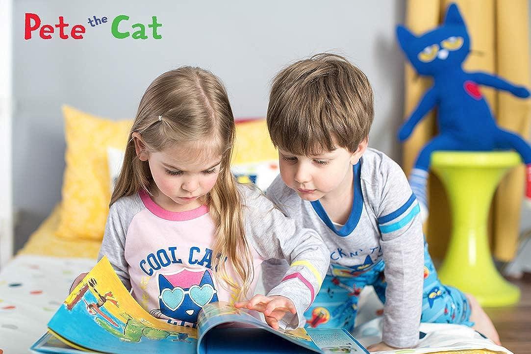Apparel-Sleepwear-Pajamas-Girl-Pete The Cat