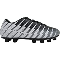 Vizari Bolt FG Soccer Shoes for Kids, Firm Ground Outdoor Soccer Shoes for Kids