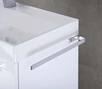 Handtuchhalter Für Bad handtuchhalter bad chrom handtuchstange badetuchstange amazon de
