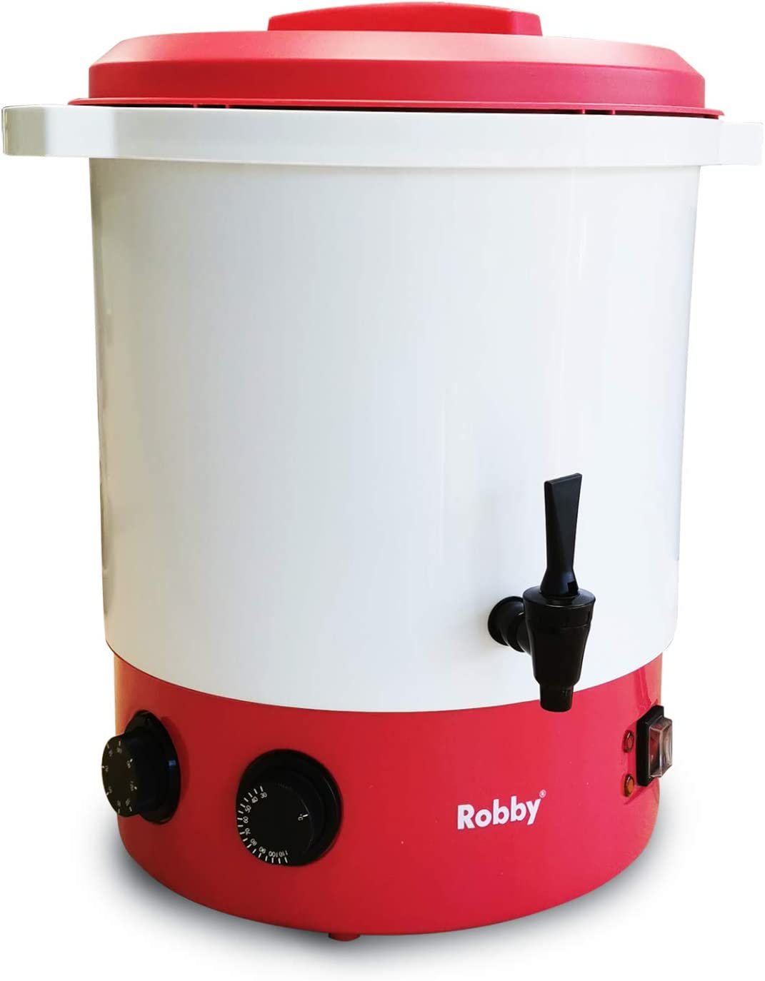 Robby - steri one - Stérilisateur électrique avec robinet et minuteur 28l 2100w