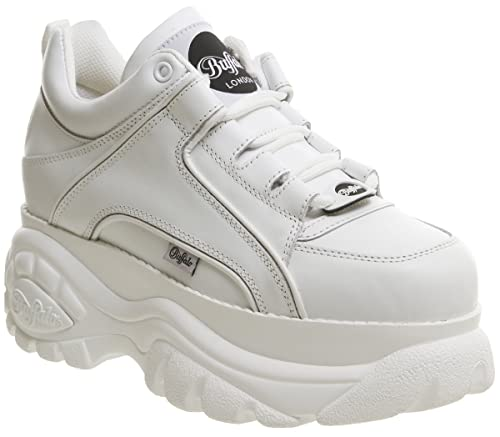 Buffalo 1339 14 2 0 Shoes Black Amazon Co Uk Shoes Bags