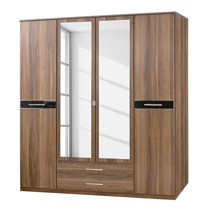 SBPhilip Kleiderschrank Cosmo Noce 1: Amazon.de: Küche & Haushalt