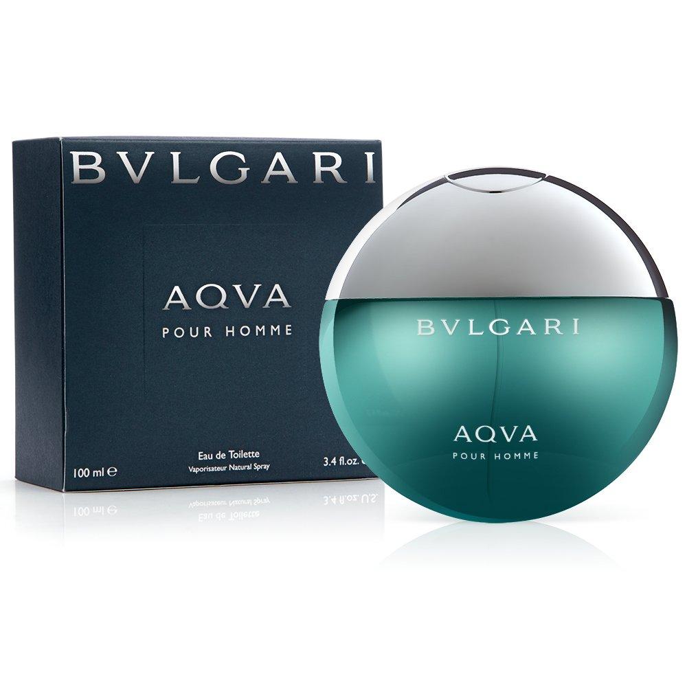 ویکالا · خرید  اصل اورجینال · خرید از آمازون · AQVA Pour Homme [Bvlgãri] EDT Spray For Men 3.4 Oz. wekala · ویکالا