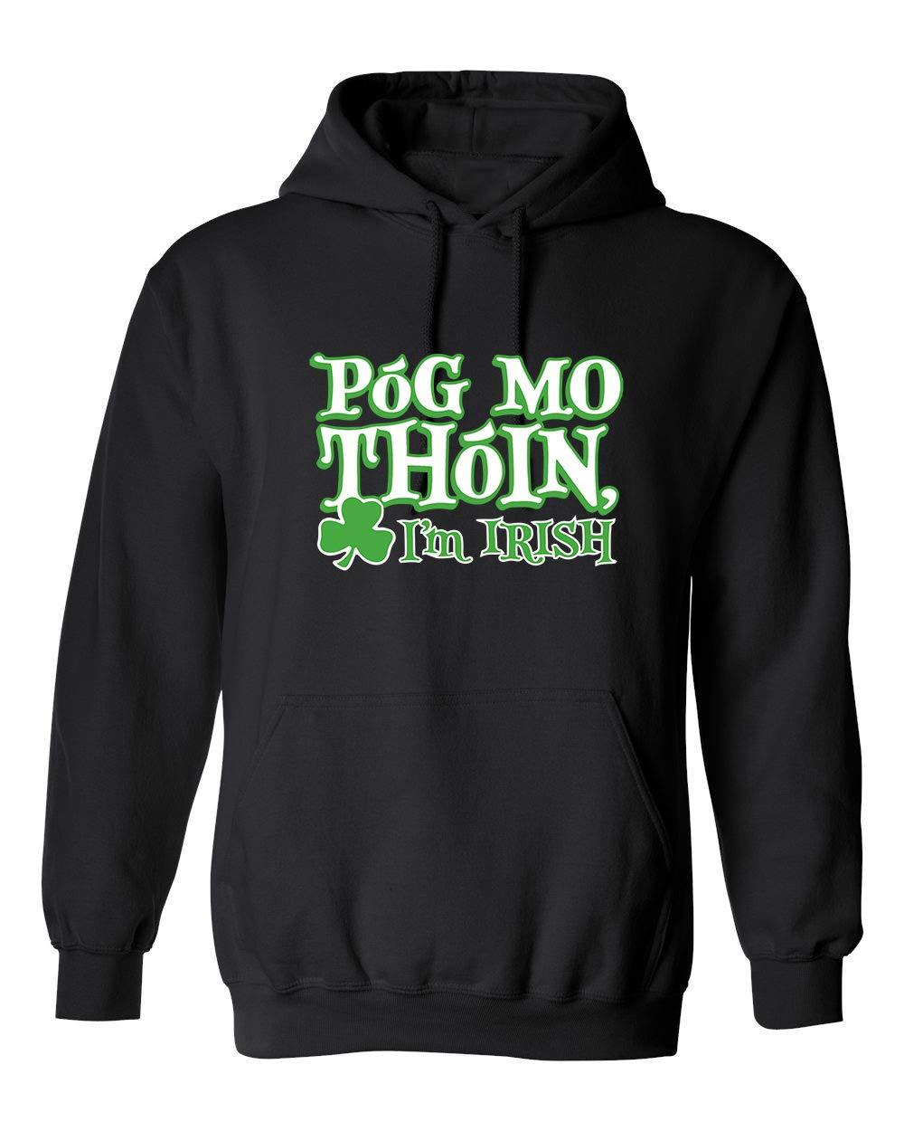 Pog Mo St Patricks Day Saint Paddy Irish Pats Funny S Black Hod Shirts