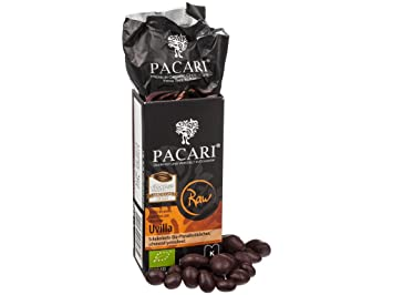 PACARI Chocolate Covered Organic Physalis Pieces