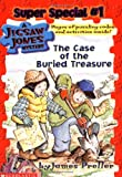 The Case of the Buried Treasure (Jigsaw Jones Mystery Super Special, No. 1)
