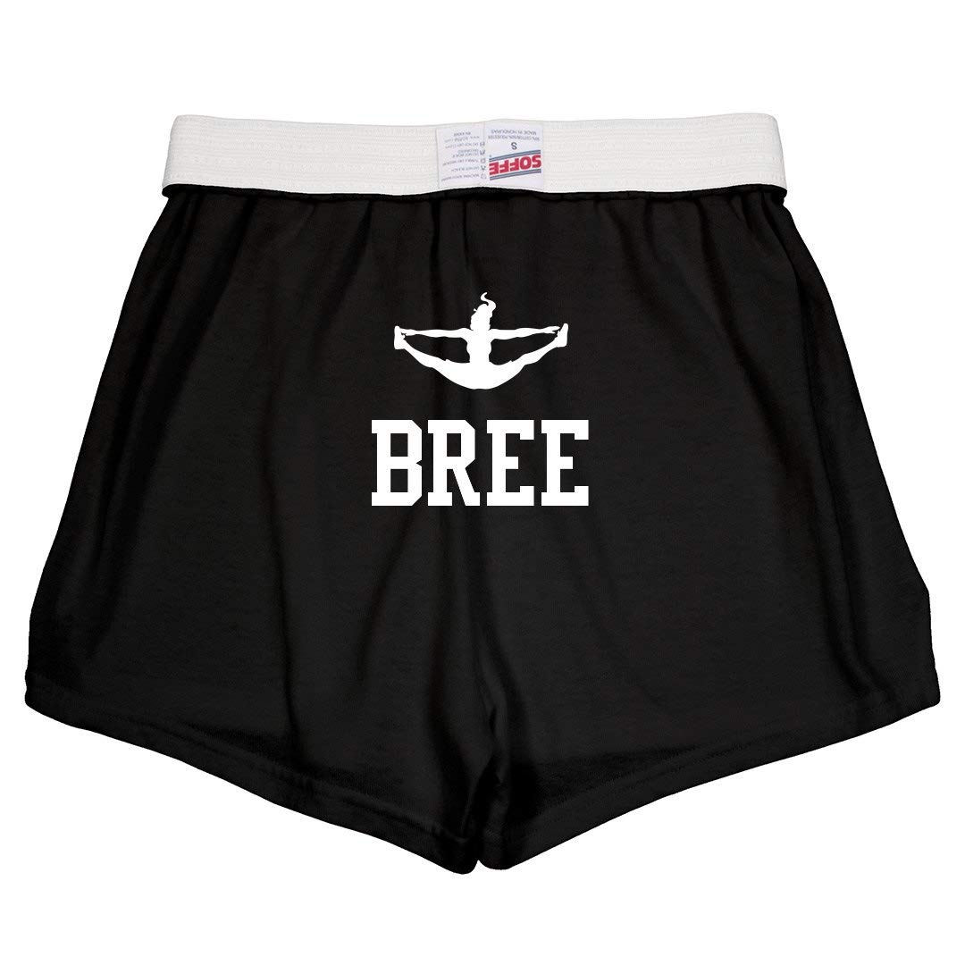 Bree Cute Cheer Practice Youth Soffe Shorts