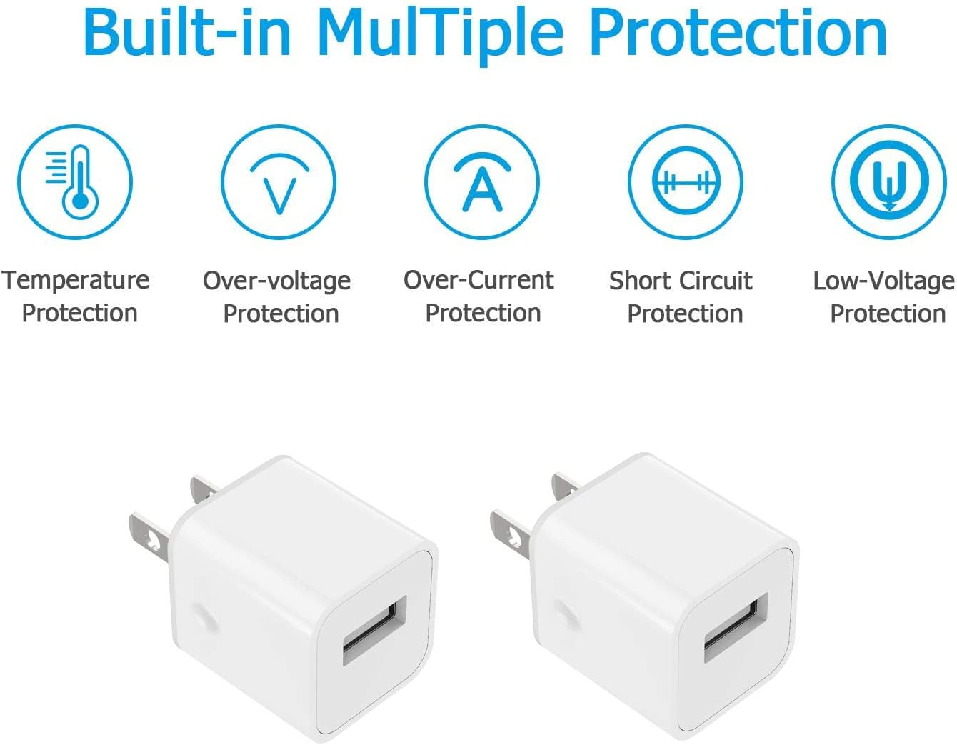 SE 6S iPad Mini 7Plus 6 5C 6S Plus X Xs Max 5S TT/&C USB Wall Charger Adapter Block Fast Charging Certified Lightning Cable【3ft】Cord Data Sync Compatible with iPhone 11 XR 8 8Plus 7 iPod
