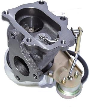 07/Ej20/Ej25/GDA GDB Td05/16/g Turbocharger pour S-ubaru Impreza Wrx Sti 04