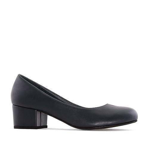Chaussures à bout pointu Andres Machado mauve femme AOCOl