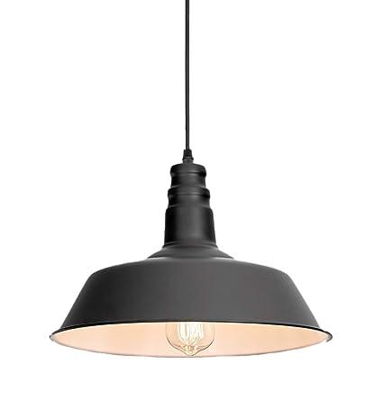 LightLady Studio - Farmhouse Lighting - Barn Pendant Light - 14 ...