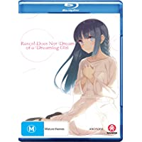 Rascal Does Not Dream Of A Dreaming Girl (subtitled Limited Edition) (blu-ray)
