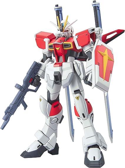 Bandai Hobby SEED Destiny Force Impulse Gundam RG 1//144 Real Grade Model Kit USA