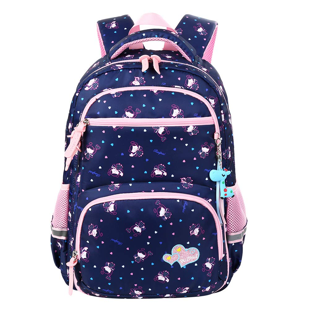 Vbiger School Backpack for Girls Boys for Middle School Cute Bookbag Outdoor Daypack by VBIGER