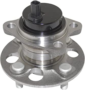 Rear Left or Right Wheel Hub Bearing Assembly for 12-16 Toyota Prius 06-16 Yaris