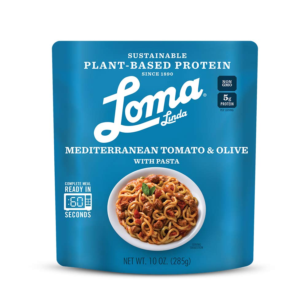 Loma Linda Mediterranean Inspired Variety Meals - Perfect For 2 People (10 oz.) (Pack of 8) by Loma Linda (Image #6)