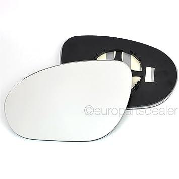 Lfs Wing Door Mirror Glass Replacement Passenger Side Heated Wing