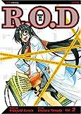 Read or Die, Vol. 2 (R.O.D.: Read or Die)