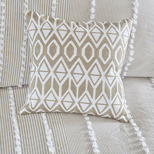 Harbor House Anslee Decorative Pillow, Taupe