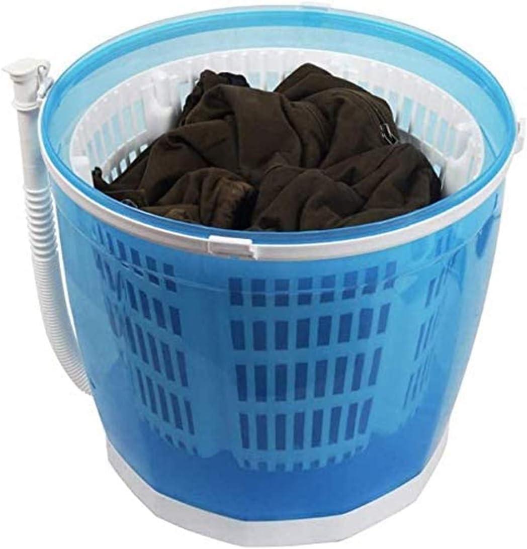 GZMUK – Lavadora manual Health & Personal Care, no eléctrica y centrifugadora de ropa, lavadora/secadora para apartamento, hotel, hormona, camping