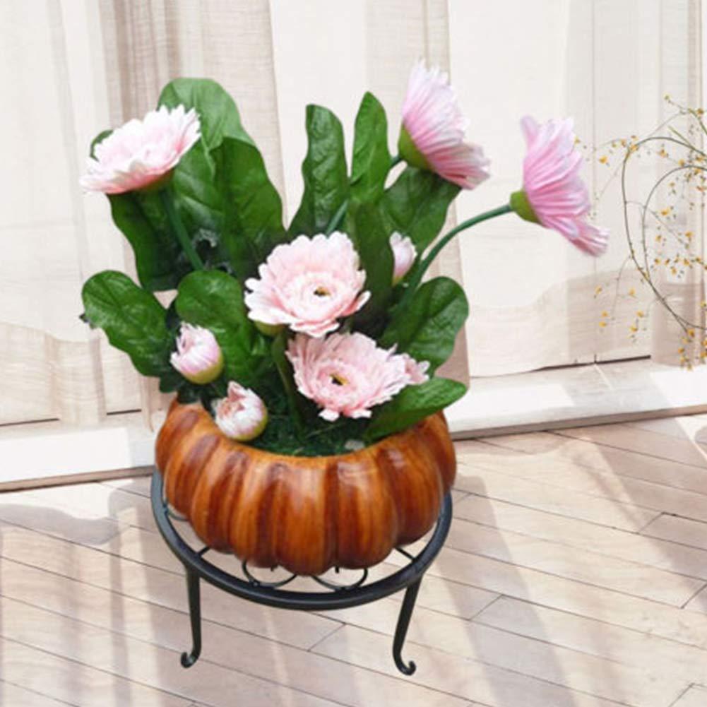 int/érieur pr/ésentoir de Fleurs Bronze Salon SADA72 /Étag/ère pour Pot de Fleurs Taille Unique en Fer forg/é europ/éen pour Balcon