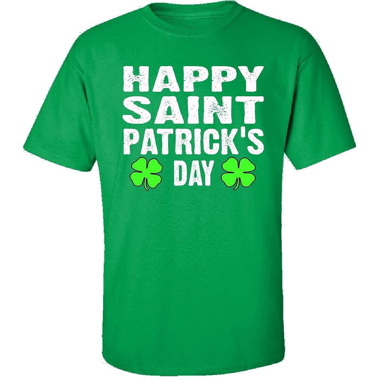 Happy St Patricks Day - Adult Shirt