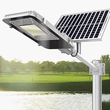 Rmckj-Q Ultra Potente Farolas Solares Exterior Impermeable IP65 LED Luz Solar 10W-200W con Soporte Ajustable Y Control Remoto Solar Security Lights para Calle,Patio,jardín Etc. (1 Pack) 50W,150: Amazon.es: Hogar
