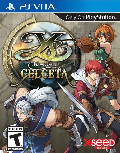 Ys: Memories of Celceta – PlayStation Vita