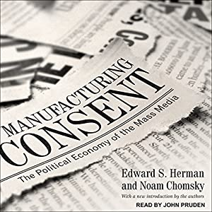 Manufacturing Consent Audiobook