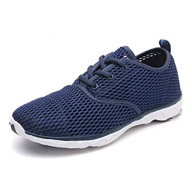 Amazon.com | sunly Summer Breathable Men Casual Shoes Lightweight Cushion Walking Shoes Men Outdoor Water Shoes Zapatillas Mujer Sapato Big Size 46 | Shoes