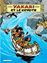 Yakari, Tome 12 : Yakari et le coyote par Derib