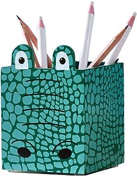 Goblin/'s Treasures Creative Diy Screen Pen Pencil Holders Desktop Accessories W