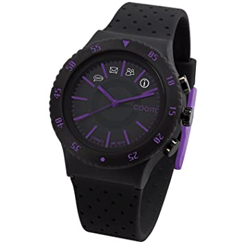 COGITO POP LCD Negro reloj inteligente - Relojes inteligentes (LCD, Negro)