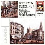 Beethoven Symphonies 4 5
